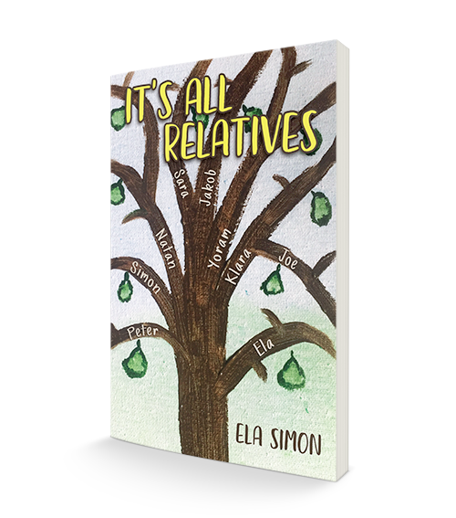Cover image of the book It's All Relatives